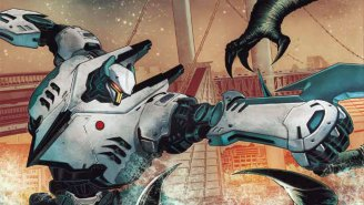 'Pacific Rim' comic writer continues tradition of fully-realized female characters