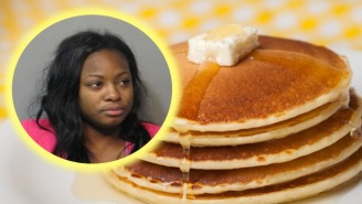 One Woman's Pancake Rampage Is A Fitting Lesson In Deplorable Restaurant Etiquette
