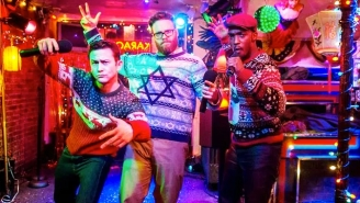 The Heartfelt And Funny 'The Night Before' May Restore Your Faith In The Studio Comedy