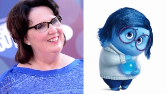 Phyllis Smith reacts to Oscar buzz for her 'Inside Out' voice performance