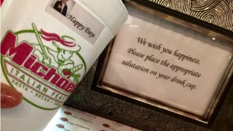 This Restaurant Has A Creative Response To The Starbucks Holiday Controversy