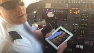Here's A Look Into The Everyday Life Of An Airline Pilot Set To The Beach Boys