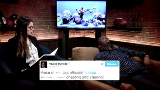 Katie Nolan Sat Down With Plaxico Burress To Discuss His NSFW Twitter Rant