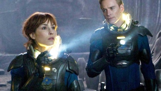 'Prometheus' sequel's official synopsis revealed – but where's Noomi Rapace?