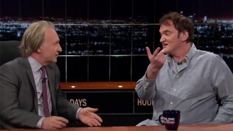 Quentin Tarantino Discusses His Uneasiness With Police In A Revealing Interview On 'Real Time'