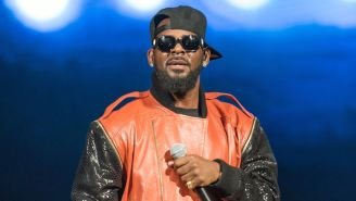 R. Kelly Has 40 More Chapters Of 'Trapped In The Closet' Waiting For Us