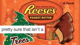 People Are Angry About Reese's Christmas Tree Candies, And It Doesn't Make Any Sense