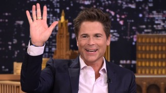 Rob Lowe Deleted A Controversial Joke He Made About Elizabeth Warren