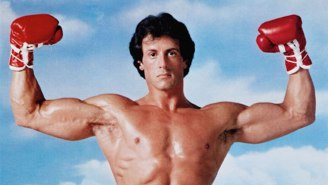 Sylvester Stallone Shared Rare Photos From The Original 'Rocky' That You've Probably Never Seen