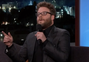 Watch Seth Rogen Sing The Entire 'Mr. Belvedere' Theme Song On 'Jimmy Kimmel Live'