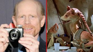 George Lucas Offered Ron Howard 'Star Wars: Episode I – The Phantom Menace'