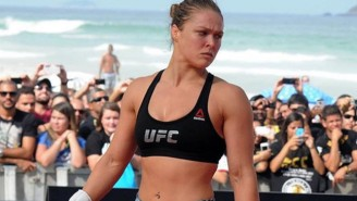 Ronda Rousey Is Ready To Be Pepper Sprayed At Standing Rock If Neccessary To Stop The Pipeline