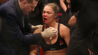 Ronda Rousey Went Straight To The Hospital Following Her KO Loss To Holly Holm