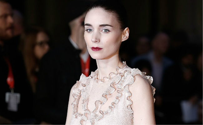 rooney mara carol press tour