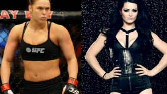 WWE Diva Paige Thinks Ronda Rousey Would Destroy Everyone In WWE, Male Or Female