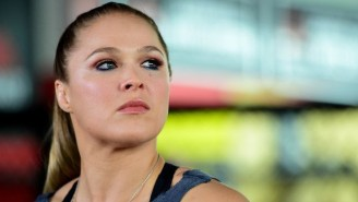 Ronda Rousey Finally Opens Up About Her Loss To Holly Holm