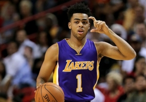 The Lakers Appear To Have Traded D'Angelo Russell To The Nets, Opening Space For Lonzo Ball