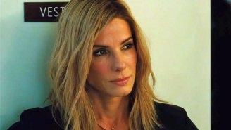 Sandra Bullock to headline new all-female 'Ocean's 11' franchise