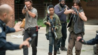 'The Walking Dead' Used A Hilarious Method To Hide A Cast Member's Pregnancy
