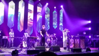 Watch Sufjan Stevens' Amazing Cover Of Drake's 'Hotline Bling'