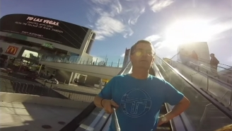 Meet The Irish Dad Who Accidentally Filmed A Vacation-Long Selfie In Las Vegas
