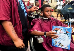 Can Barbershops Help Close The Reading Achievement Gap? Only If We Support This Innovative Organization