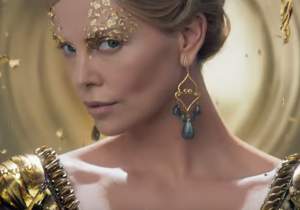 First trailer for 'The Huntsman' is a scenery-chewing feast of powerful women