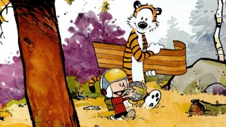 'Calvin And Hobbes' Will Never Be Rebooted, And That's Part Of Its Magic