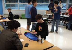 Watch This Kid Break The World Record For Solving A Rubik's Cube