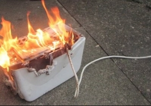 This Fire Department Tweet Will Make You Rethink Which 'Life Hacks' You Try