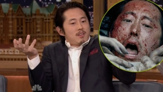 Steven Yeun Discusses The Extreme Difficulty In Keeping Glenn's 'Walking Dead' Fate A Secret