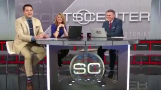 'He's Not Black': Watch ESPN's Robert Flores Explain Why There's No Firestorm Following Travis Kelce's Dance