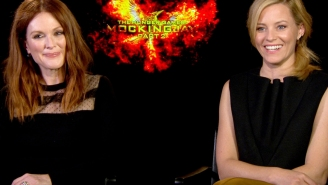 'Mockingjay's' Elizabeth Banks and Julianne Moore tell us what needs to change in Hollywood