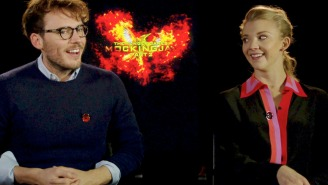 'Mockingjay's' Natalie Dormer and Sam Claflin had a miserable 3 weeks: 'Imagine Hell'