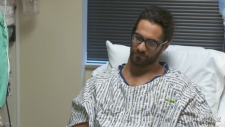 Watch Seth Rollins Explain His Injury During This Graphic Video Of His Knee Surgery