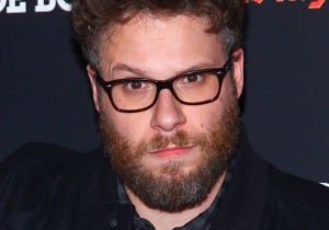 Seth Rogen: Amy Pascal kicked me out of my office after she lost her job at Sony