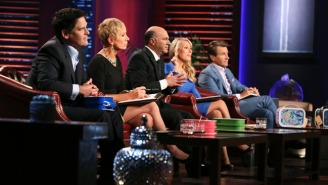 In Praise Of 'Shark Tank,' TV's Most Addictive Capitalist Fever Dream