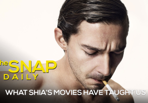 What Shia LaBeouf can learn from his own films