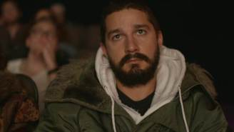 Shia LaBeouf Explains What Really Happened Between Him And Tom Hardy On The Set Of 'Lawless'