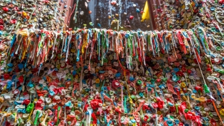 The Wall Holding So Many Of Your ABC Gum Memories Is Coming Down