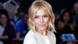 Sienna Miller Throws Her Name Into The Ring To Play Captain Marvel