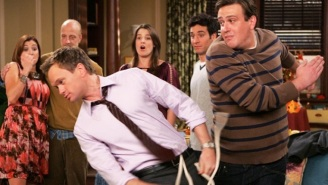 Why Slapsgiving From 'How I Met Your Mother' Beats Thanksgiving