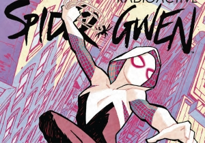 Exclusive: RADIOACTIVE SPIDER-GWEN #2 introduces a black female Captain America