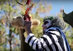 Enjoy Stanford Performing One Of Football's Most Morbid And Brilliant Traditions