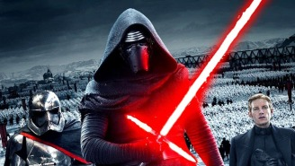 New 'Star Wars' Novel Reveals Why Dark Side Lightsabers Are Red