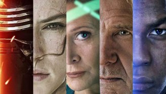 44 days until Star Wars: Stunning 'The Force Awakens' character posters are finally here!