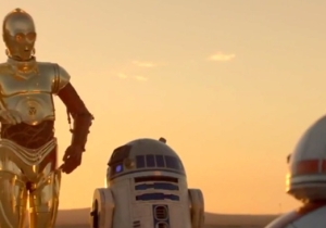 R2-D2, C-3PO And BB-8 Adorably Make Friends In This New O2 Commercial