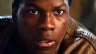 Something terrible is happening in the sky in the latest 'Star Wars The Force Awakens' TV spot