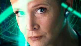 'Star Wars: The Force Awakens' Reveals Another TV Spot And Leia's New Title