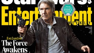 'Star Wars: The Force Awakens' Releases Four New Entertainment Weekly Covers